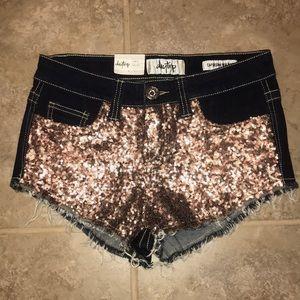 Buckle daytrip shorts nwt 26